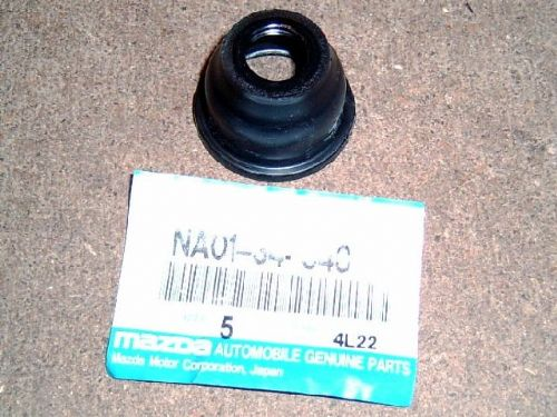 Ball joint rubber dust boot genuine Mazda MX-5 mk1 & mk2, upper, NA0134548